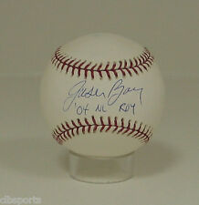 JASON BAY signed MLB Baseball 04 NL ROY Pirates MARINERS Tristar Hologram OML