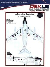 1/48 Aerobatic Team Decals; Canadair Sabre Mk.2, Andy MacKenzie No.441 SQN RCAF