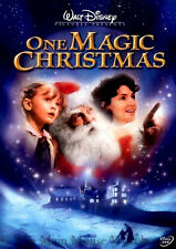 Disney Guardian Angel Touching Winter Holiday Movie One Magic Christmas on DVD
