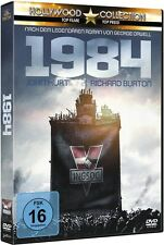 DVD GEORGE ORWELL: 1984 # John Hurt, Richard Burton ++NEU