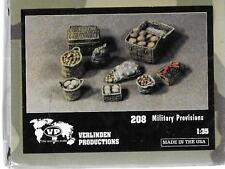 Verlinden Military Provisions, Food in Wick Baskets, All Eras 1/35 208  ST