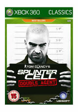 Tom Clancy's Splinter Cell Doble Agente juego -- Classics Edition (Microsoft Xbo..