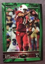 2015 Topps Chrome Green Refractor Larry Fitzgerald #58 NM/MT