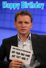 JEREMY KYLE !!FUNNY!! Personalised Birthday Card!!! ADD YOUR OWN MESSAGE!!!