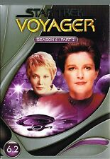 [4 DVD's] Star Trek: Voyager - Season 6 - Part 2 - Kate Mulgrew, Robert Beltran