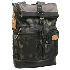 Brand New Tumi Luke Roll Top Backpack (GREY/CAMO) - 0222388GC2