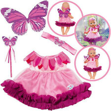 Zapf Creation Baby Born Wonderland Feenkleid (Rosa-Brombeer)