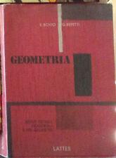 GEOMETRIA Bovio Repetti 1989 LATTES istituti tecnici industriali e per geometri