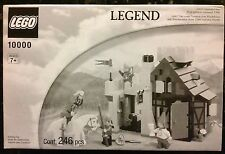 LEGO CASTLE LION KNIGHTS 10000 GUARDED INN - LEGENDS UNOPENED, NIB