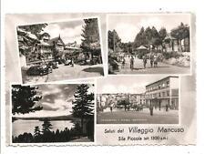 Saluti dal VILLAGGIO MANCUSO  -  Sila Piccola
