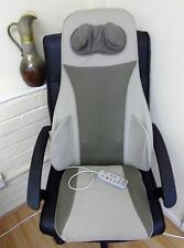SHIATSU INFRARED 3D PAIN RELIEF MASSAGE 1 CUSHION, FOR BACK AND NECK