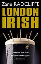 London Irish, Zane Radcliffe