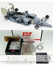 TOP STUDIO SUPER DETAIL GRADE UP for TAMIYA 1/20 McLAREN MP4/4 SENNA