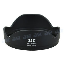 JJC Lens Hood for Pentax 08 Wide Zoom 3.8mm-5.9mm F3.7-4 Lens As Pentax PH-RBF49