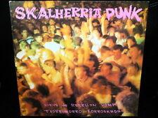 LP SKALHERRIA PUNK SPAIN 1986 VINILO vomito KORROSKADA kbd ska VIRUS TXORROMORO