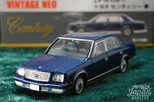 [TOMICA LIMITED VINTAGE NEO LV-N105c 1/64] TOYOTA CENTURY (Blue)
