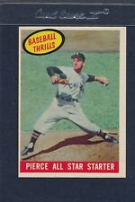 1959 Topps #466 Billy Pierce White Sox EX 59T466-42315-2