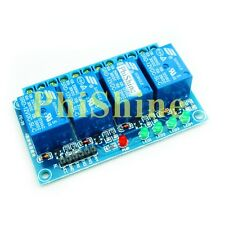 12V 4 Channel Relay Module High Level Trigger Relay Board