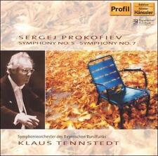 Sergej Prokofiev: Symphony No. 5; Symphony No. 7, New Music
