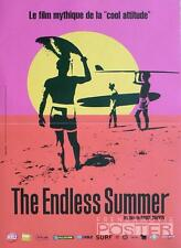 THE ENDLESS SUMMER - SURF / BRUCE BROWN / SPORT - REISSUE SMALL MOVIE POSTER