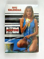 Vintage 1995 Hooters Calendar Poker Playing Cards