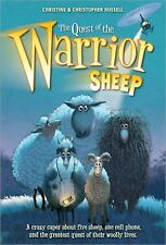 The Quest of the Warrior Sheep (Warrior Sheep (Quality))
