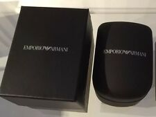 Emporio Armani Black Watch Box