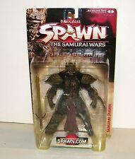 "2001 Mcfarlane Samurai Spawn Dark Ages The Samurai Wars 7"" Action Figure NEW"