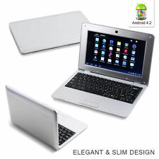 "Silver 10.1"" NETBOOK MINI LAPTOP  ANDROID 4.4 VIA WM8880 1.5GHz 4GB+Mouse + Bag"