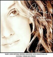 Celine Dion - Very Best Essential Greatest Hits Collection CD - 90's Ballads