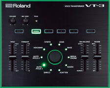 Roland AIRA VT-3 Voice Transformer Vocal Effects Synthesizer