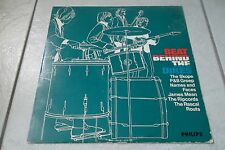 BEAT BEHIND THE DIKES LP DUTCH 1966 VERY RARE