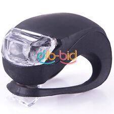 Ciclismo silicone bicicletta Frog Luce frontale / lampada posteriore sicurezza