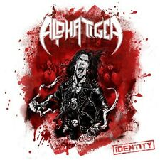 ALPHA TIGER - IDENTITY  CD NEU