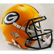 GREEN BAY PACKERS NFL Riddell SPEED Full Size Replica Football Helmet