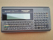 Original SHARP PC-G830 Programming Calculator -New