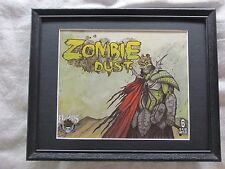 3 FLOYDS ZOMBIE DUST BEER SIGN  #1346