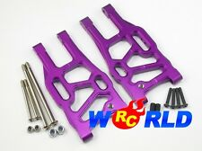 ALLOY FRONT LOWER SUSPENSION ARM P OFNA HOBAO HYPER 7 TQ TQ2 BUGGY