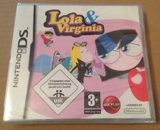Lola And Virginia Game For Ds Dsi Lite 3Ds Nintendo. NEW & SEALED. 99p UK P+P.
