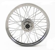 "40 SPOKE 19"" FRONT WHEEL 19 X 2.5 HARLEY SPORTSTER XL 883 1000 1100 1200 84-99"