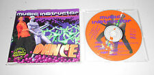 Single CD Music Instructor - Dance  1996  8.Tracks sehr gut  101 M 12
