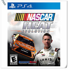 PS4 NASCAR Heat Evolution SONY PLAYSTATION Racing Games Dusenberry
