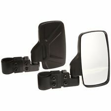 Breakaway Side View Mirror Set 1.75inch Polaris Ranger RZR Rhino Gator ATV UTV