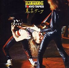 Scorpions - Tokyo Tapes [New CD] Rmst