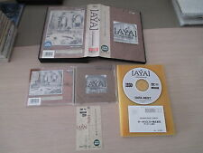 PSYCHIC DETECTIVE SERIES VOL.3 AYA FM TOWNS MARTY JAPAN IMPORT COMPLETE IN BOX