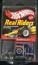 2009 Hot Wheels Red Line Club Real Riders Series Thunder Roller - #3625 of #5000