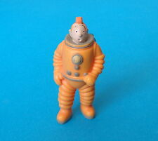 FIGURINE DE COLLECTION TINTIN SERIE LU 1994 : TINTIN TTBE RARE Coté 20 € !!