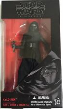 "Star Wars Kylo Ren Black Series 6"" action figure (wave#03)"