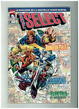 MARVEL SELECT  n° 8   10/98  TBE