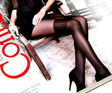 New Elegant Conte Pantyhose Jaclin Elastic Cotton Gusset Tights Leotard Tricot